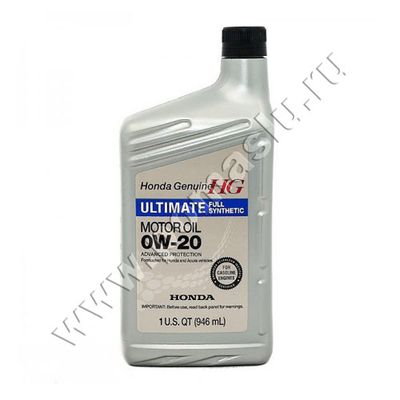 HONDA 0W-20 Моторное масло
