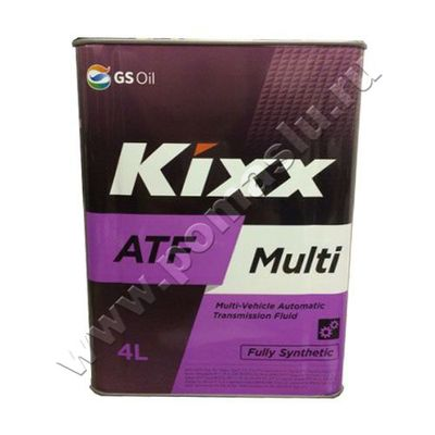 KIXX ATF Multi 4л