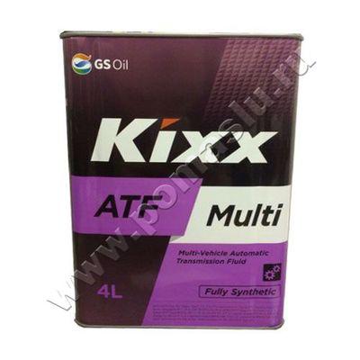 KIXX ATF Multi plus 4л