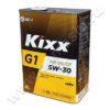 KIXX G1 5W30 моторное масло