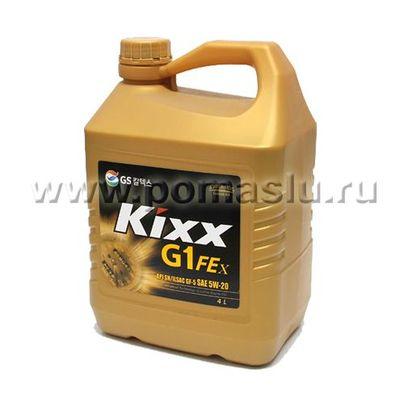 KIXX G1 FEx 5W-20