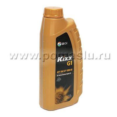 KIXX G1 SN CF 10W40_1L_www.pomaslu.ru