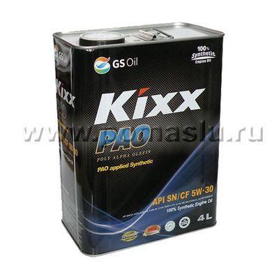 KIXX PAO1 5W-30 4л