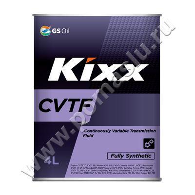 KIXX-CVT-4л