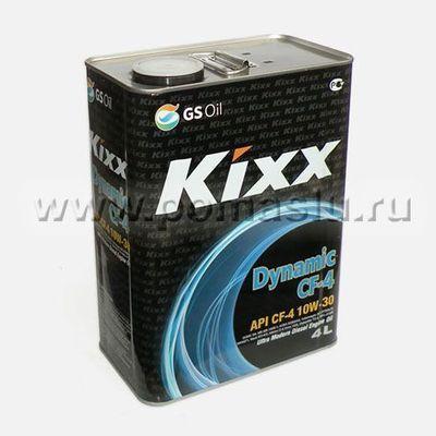 KIXX_DYNAMIC_CF-4_10W-30_4L