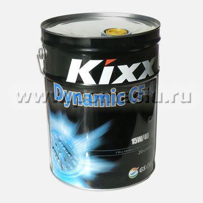 KIXX_DYNAMIC_CF-4_15W-40_20L