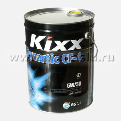 KIXX DYNAMIC CF-4 5W-30 20л