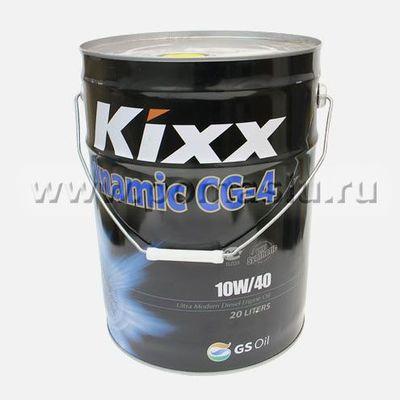 KIXX_DYNAMIC_CG-4_10W-40_20L