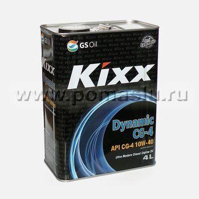 KIXX_DYNAMIC_CG-4_10W-40_4L