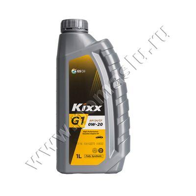 KIXX G1 0W20 1л