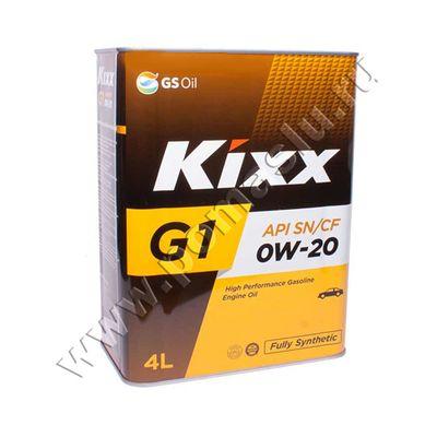 Kixx 0W20