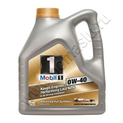 Mobil-1-0W-40-4L