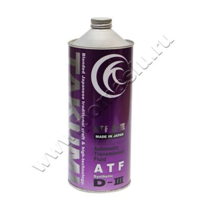 TAKUMI ATF D-3 multi 1л
