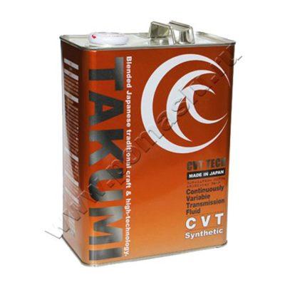 TAKUMI CVT Жидкость для вариаторов 4л