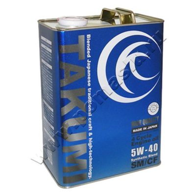 TAKUMI HIGH QUALITY 5W-40 4л