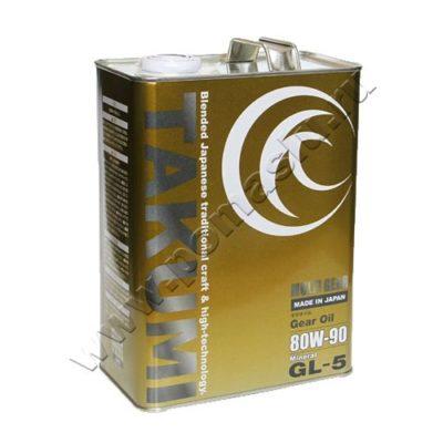 TAKUMI M-GEAR GL-5 80W90 4л
