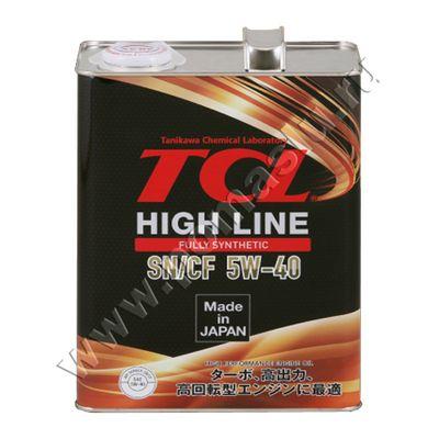 TCL HIGH LINE 5W40 4L