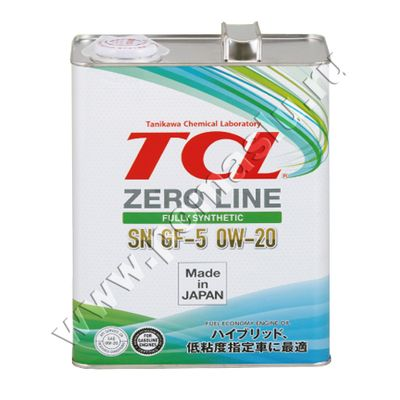 TCL 0W20 4л