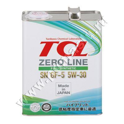 TCL ZERO LINE 5W30 4L