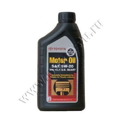 TOYOTA Motor Oil 5W20 SN 0.946л