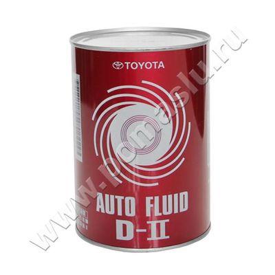 08886-00306 Трансмиссионное масло Тойота ATF D-II 1л