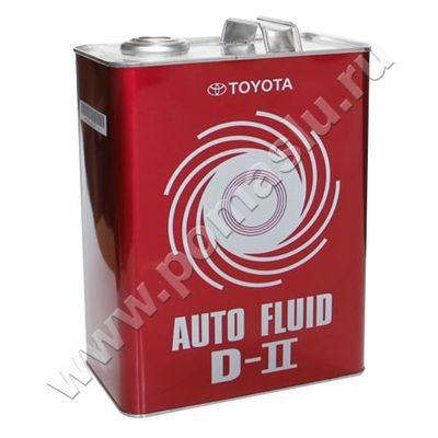 08886-00305 Трансмиссионное масло Тойота ATF D-II 4л