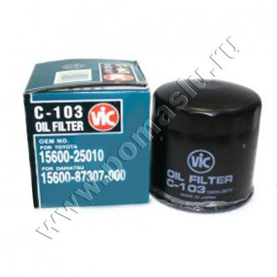 Масляный фильтр VIC С103
