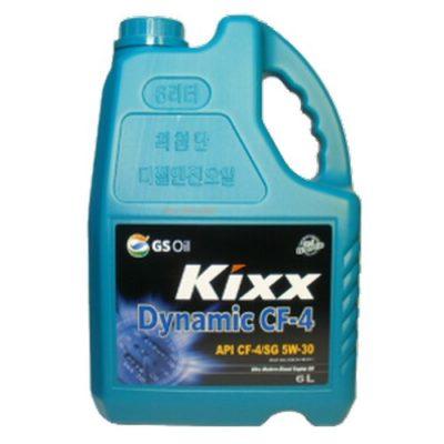 Kixx Dynamic CF-4 5W30 6л