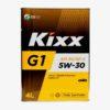 KIXX G1 5W30 SN моторное масло