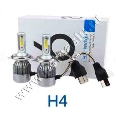 Лампа led h4