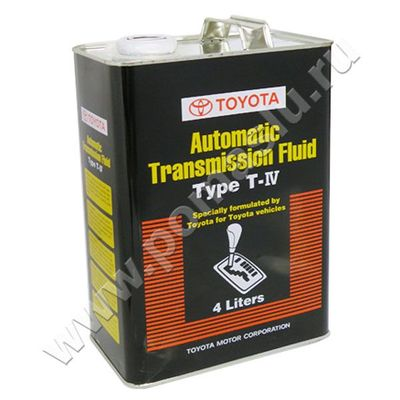 TOYOTA ATF Type-T-IV 4л