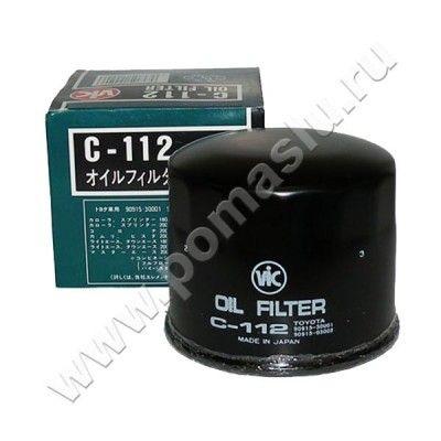 Масляный фильтр VIC С-112
