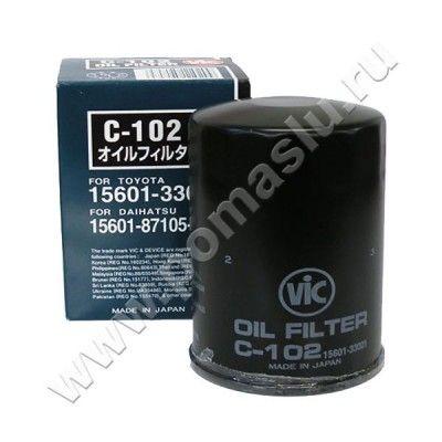Масляный фильтр VIC С-102
