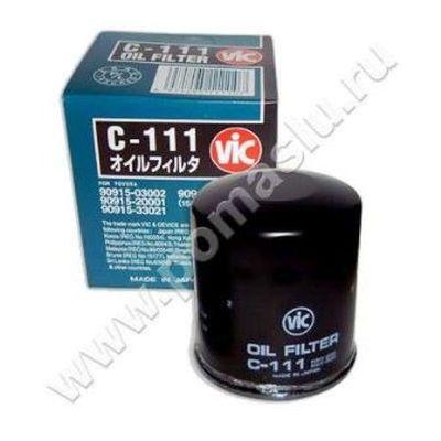 Масляный фильтр VIC С-111