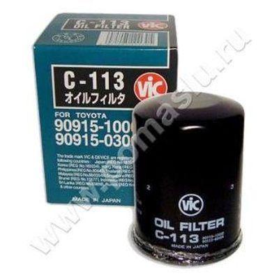 Масляный фильтр VIC С-113