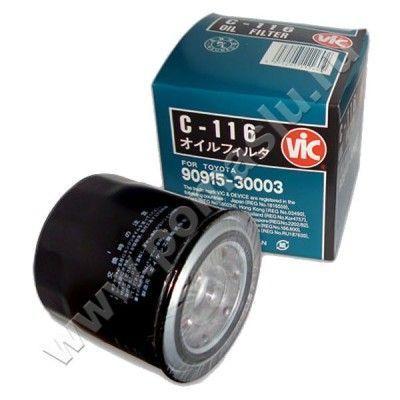 Масляный фильтр VIC С-116