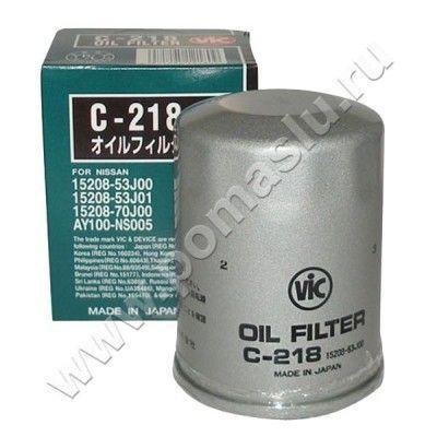Масляный фильтр VIC С-218