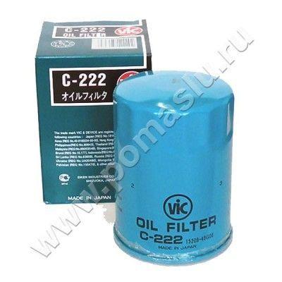 Масляный фильтр VIC С-222