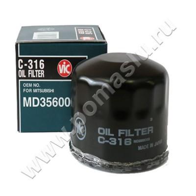 Масляный фильтр VIC С-316